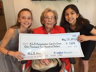 ALS Kids Launch Party