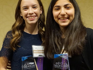 Everyday Young Hero - Maeve Shaughnessy and Sydney Birchard