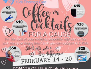 Coffee or Cocktails for a Cause