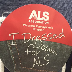 Dress Down Day for ALS