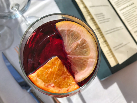 The best Sangria you'll have all summer
