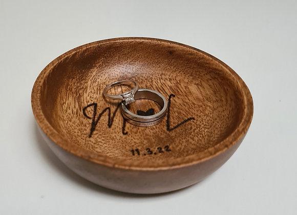 Ring Dish -  Custom Design