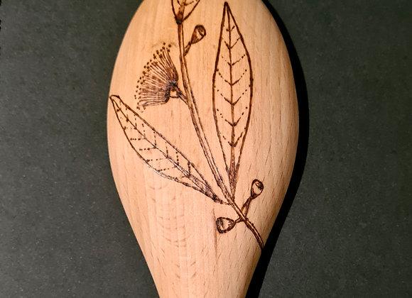 Wooden Spoon - Australian Natives Design