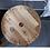 Thumbnail: Solid Acacia Stool - Moroccan Design