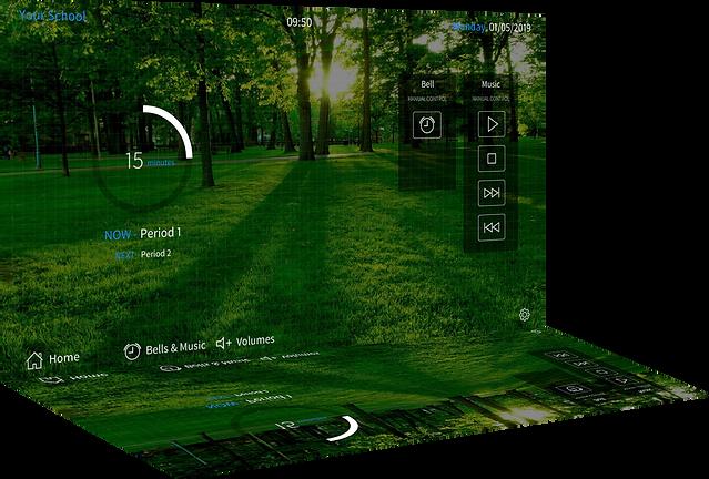Custom Interface PA System