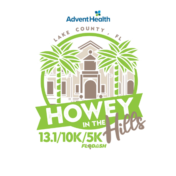 AdventHealth Howey-in-the-Hills 5k, 10k & Half Marathon weekend