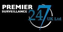 The Premier Security 24 7 logo.