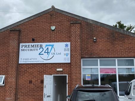 New Head Office
