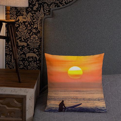 Premium Pillow - Dawn Patrol 1