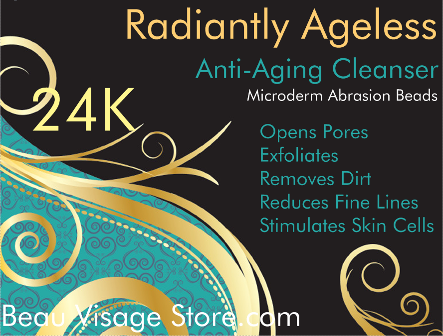 Radiantly Ageless Cleanser