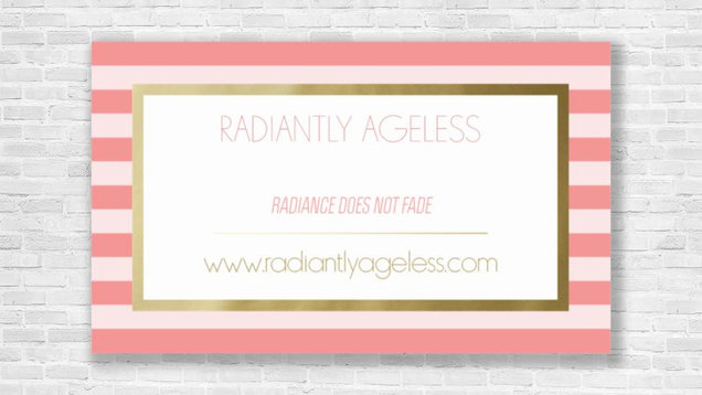 Radiantly Ageless