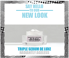 Radiantly Ageless Triple Serum De Luxe