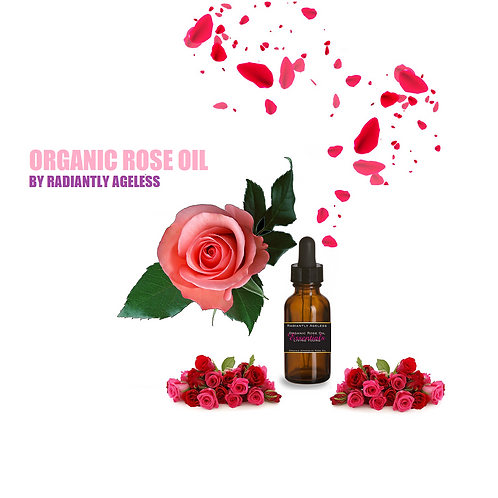 Organic Rose Oil 15ml