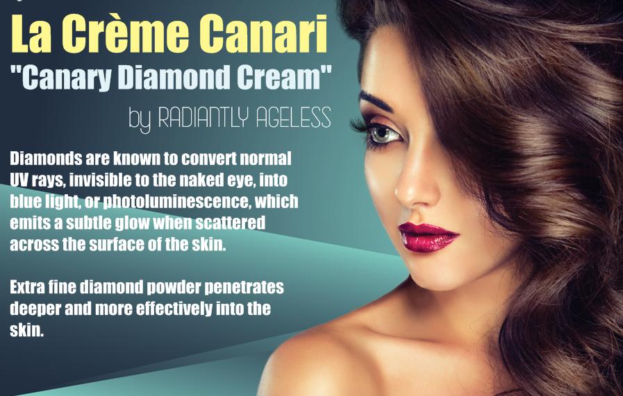 canari diamond creaam