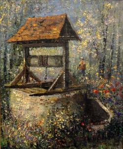 Tableau de Marcel Boudou