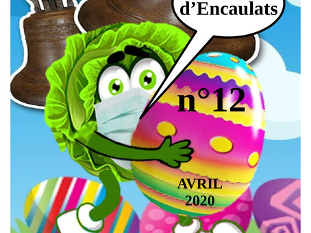La feuille de chou N°12 - avril 2020