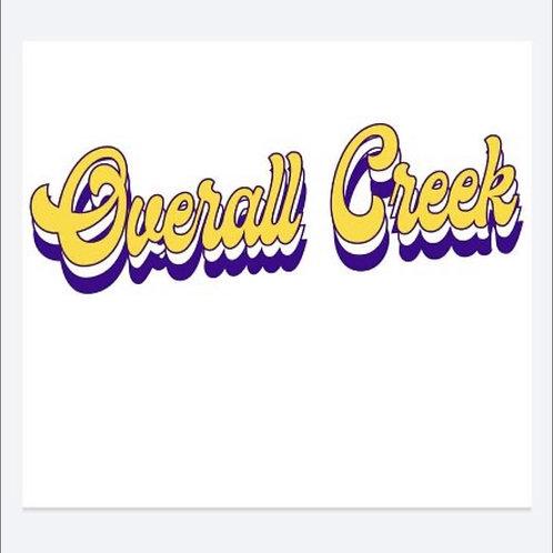 Adult Retro Overall Creek T-Shirt