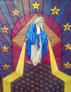 Virgen Gnomon