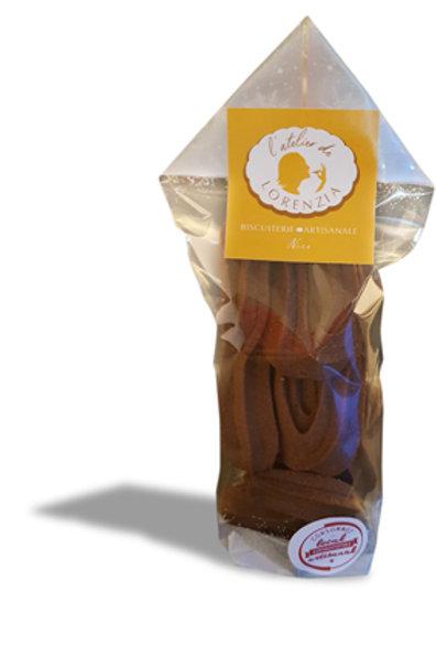 Sablés au cacao     150g - 200g