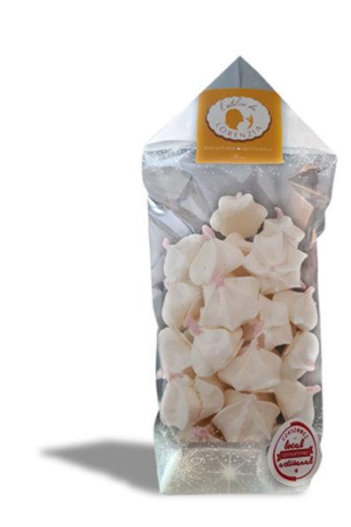 Les Petites meringues nature - Sachet de 50g
