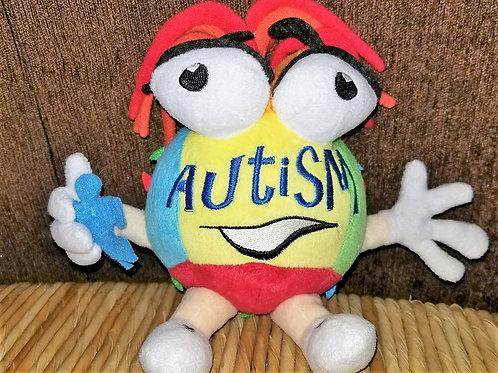 Autism Puzzle Doll
