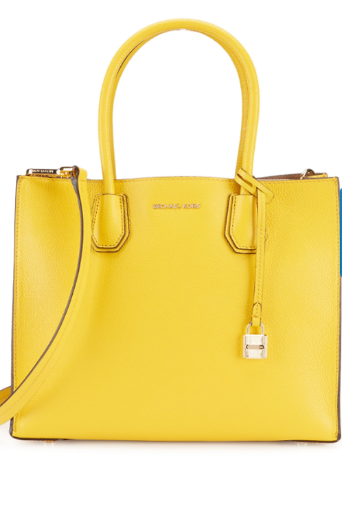 Michael Kors Studio Mercer Convertible Tote
