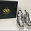 Thumbnail: Opening Ceremony Silver Mirrored Platforms Size 11
