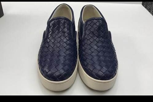 Bottega Veneta Napa Intrecciato Sneaker Size 37