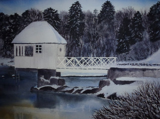 Kongshavn 40x50