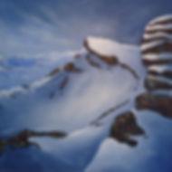 Storebjørn akvarell