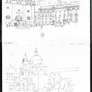 Gubbio (first day) Urbino (last day) SK1