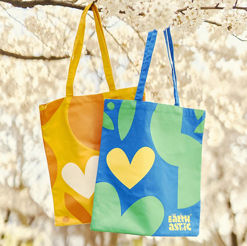 Earthastic organic & sustainable designer shopping bags boodschappentas strandtas picnictas handtas.jpg