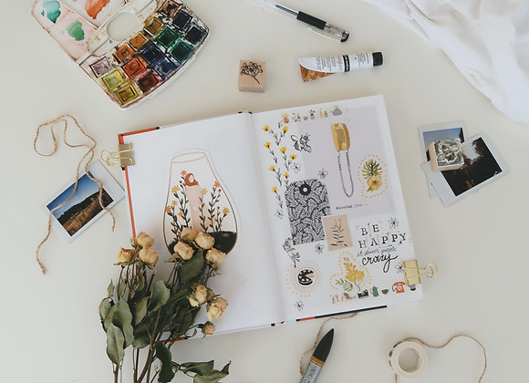 Amazing Art Journaling
