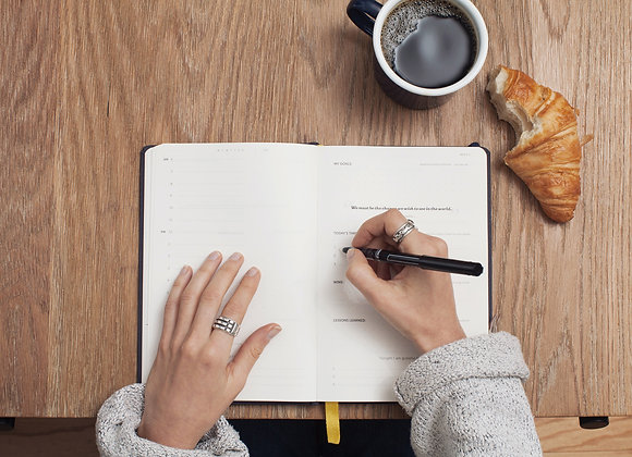 Journaling Your Way to Better Writing