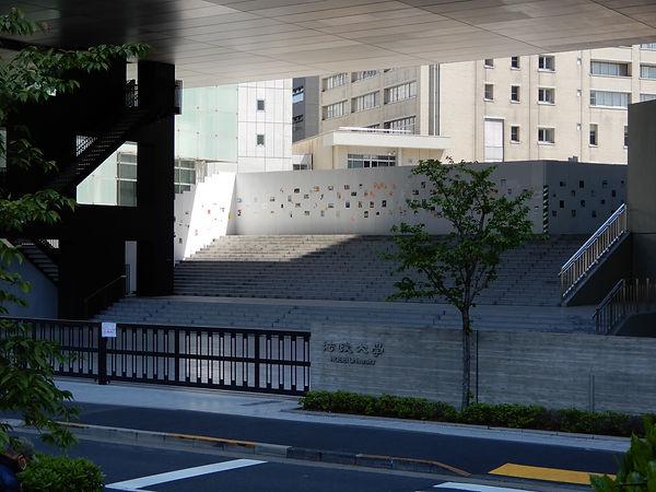 本学市ヶ谷キャンパス200411|法政大学電子版