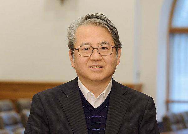 【写真】柳沢先生|法政大学新聞1048