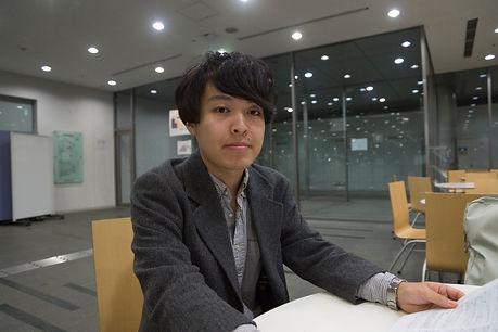 尾舘さん|法政大学新聞1048