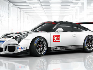 2018 mit 991 GT3 Cup Gen II am Start