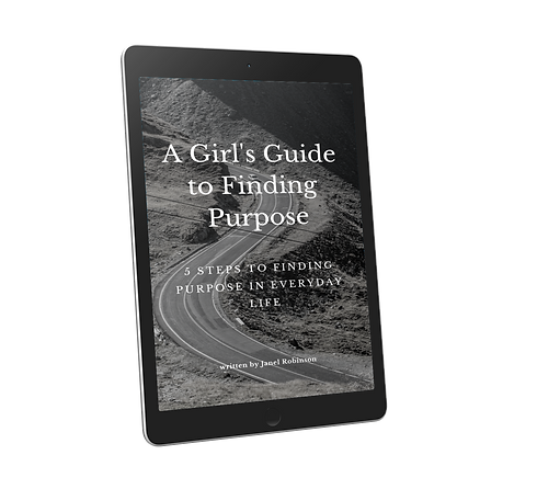A Girl's Guide to Finding Purpose (ipad