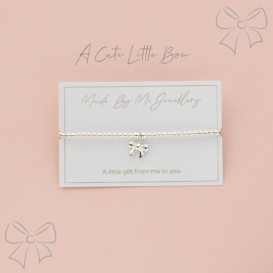 Little Bow Bracelet