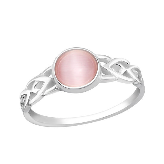 Rose Jewelled Ring