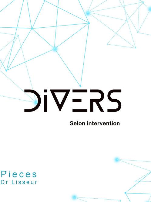 Divers Dr LISSEUR