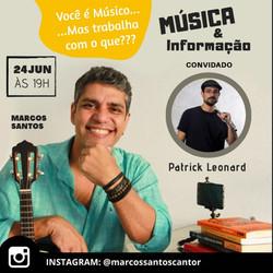 LIVE Música e Informação