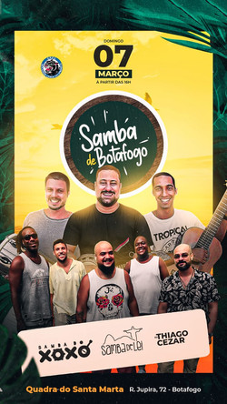 Samba de Botafogo