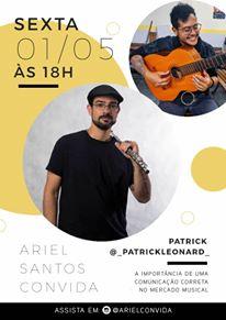 LIVE Ariel Convida