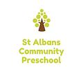 St Albans Community Preschool Logo.png