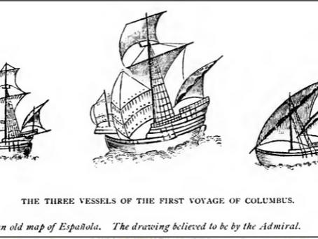 Peek Inside Columbus's Diary