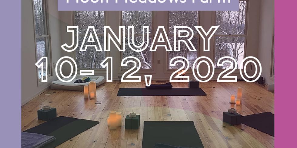 RenewRechargeReflect Yoga Retreat
