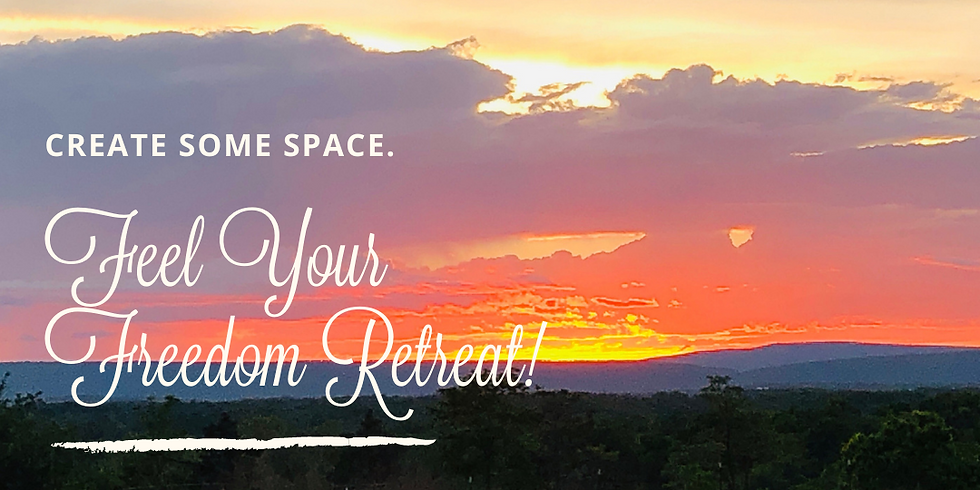 Feel Your Freedom Retreat With Marva Makle