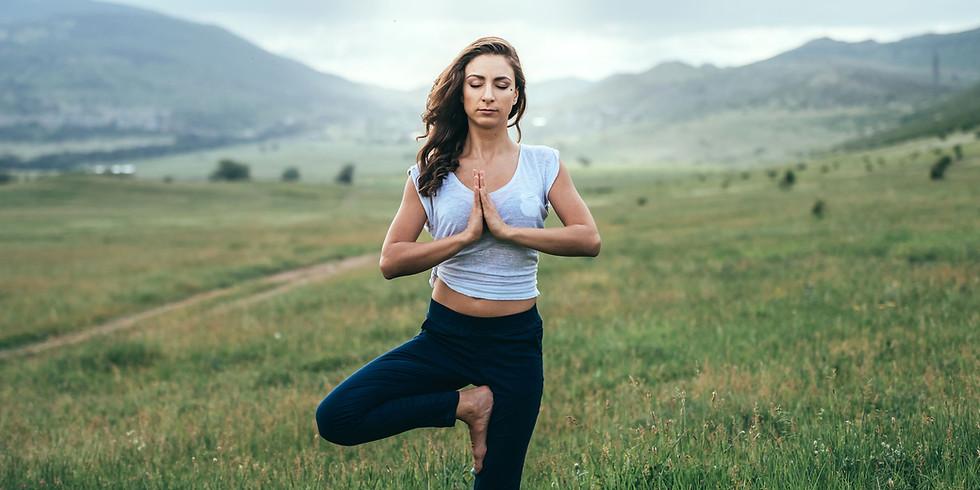 Relax & Renew Yoga Retreat - Aug. 30-Sept. 1